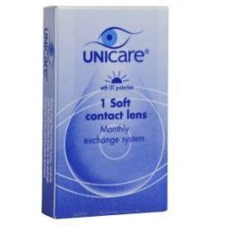 Unicare Contactlens 2.25