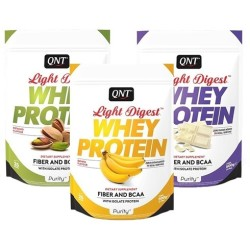 Qnt Whey protein crème brulee