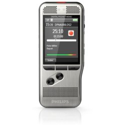 Philips DPM 6000 Digitale memorecorder Grijs