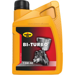 Kroon Oil Motorolie Bi Turbo 15W 40