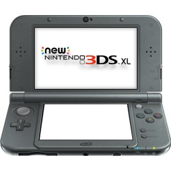 NEW Nintendo 3DS XL Zwart
