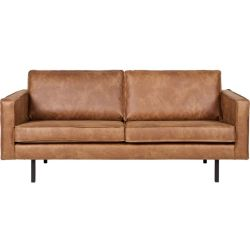 BePureHome Bank 'Rodeo' 2 5 zits kleur cognac