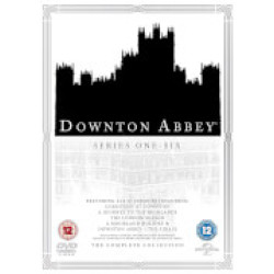 Downton Abbey Complete Collection (Import)