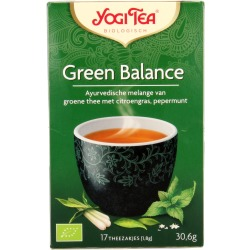 Yogi Tea Green Balance (17st)