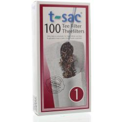 T sac Theefilters No. 1 (100st)