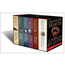 A Game of Thrones the Story Continues The Complete Box Set of All 6 Books