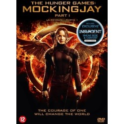 The Hunger Games Mockingjay (Part 1)