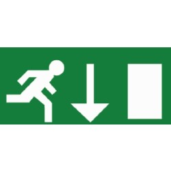Van Lien Optilux P pictogram noodverlichting 12232604