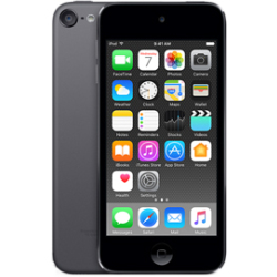 iPod Touch 6 16GB Space Grey (Zwart)