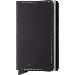Secrid Slim Wallet Portemonnee Original Black