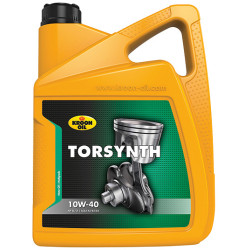 5 L can Kroon Oil Torsynth 10W 40 02336