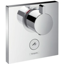 Hansgrohe Inbouw Douchekraan ShowerSelect Highflow inbouw thermostaat met stopkraan 15761000