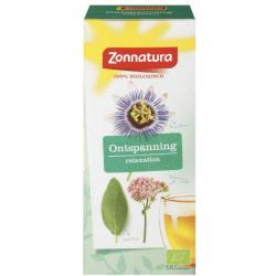 Zonnatura Thee Ontspanning