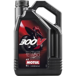 Motul 300V Factory line Road racing 15W50 4T 4L