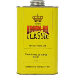 Kroon Oil Motorolie Classic Racing Oil 15W 50