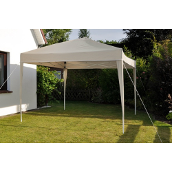 Premium Opvouwbare Partytent Easy Up 3 x 3 m Beige