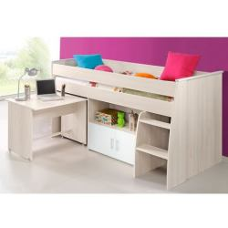 Parisot Charly Bed Bruin 183 x 206 cm