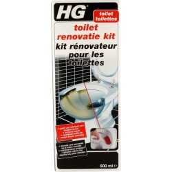 Hg Toilet Renovatie Reiniging Kit (500ml)