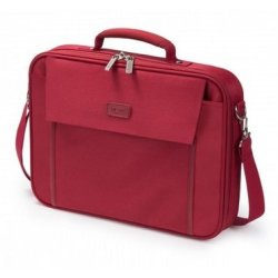 Dicota Multi BASE 15.6 inch Laptoptas Rood