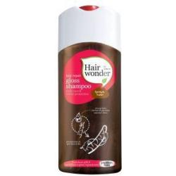 Hairwonder Hair Repair Gloss Shampoo Brown Hair (200ml)