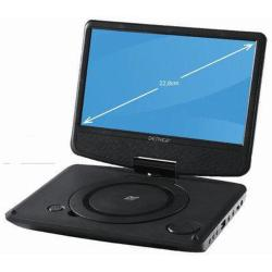 Denver MT 983 Portable DVD speler 9 inch