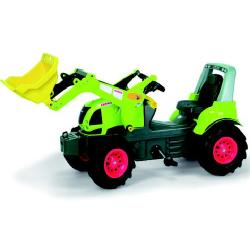 Tractor Claas 640 Lader