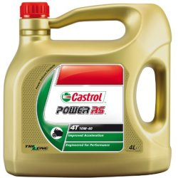 Castrol Power Rs 4T 10W40 4L