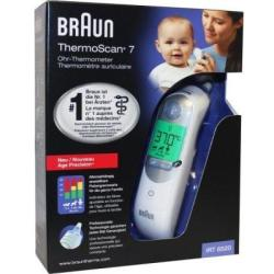 Braun Thermoscan 7 met Age Precision thermometer
