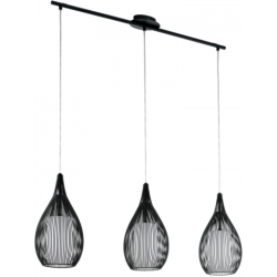 Eglo Design Hang Lamp Razoni zwart 94389