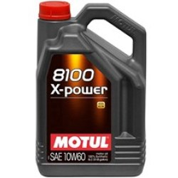 Motul 8100 X Power 10W60 5L