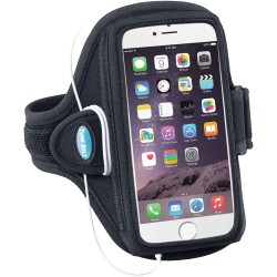Tune Belt Sport armband AB86 iPhone 6(S) 7 8 zwart