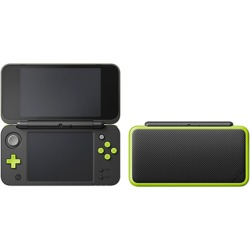 NEW Nintendo 2DS XL Zwart Groen