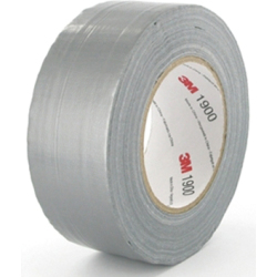 3M duct tape 1900 ft 50 mm x 50 m zilver