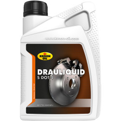 Kroon Oil Remvloeistof Drauliquid S DOT4 1L
