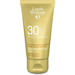 Louis Widmer Zonnebescherming Sun Protection Face ZP Crème 30 50ml