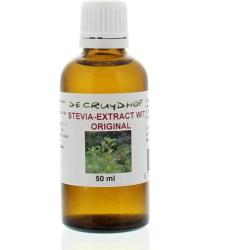 Cruydhof Stevia Wit Original (50ml)